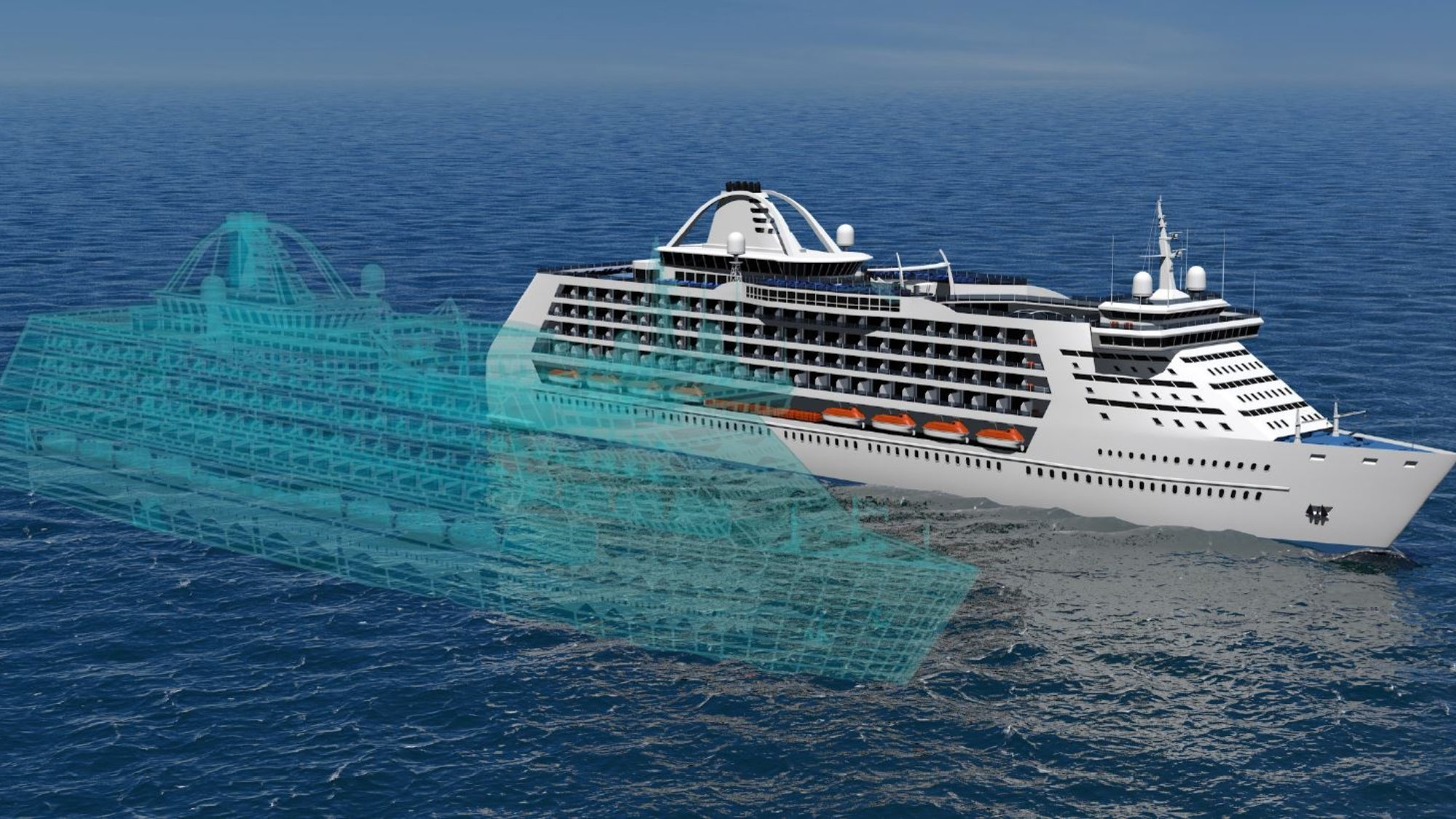 LUT University is already developing a digital twin for a waste-heat recovery system for cruise ships.