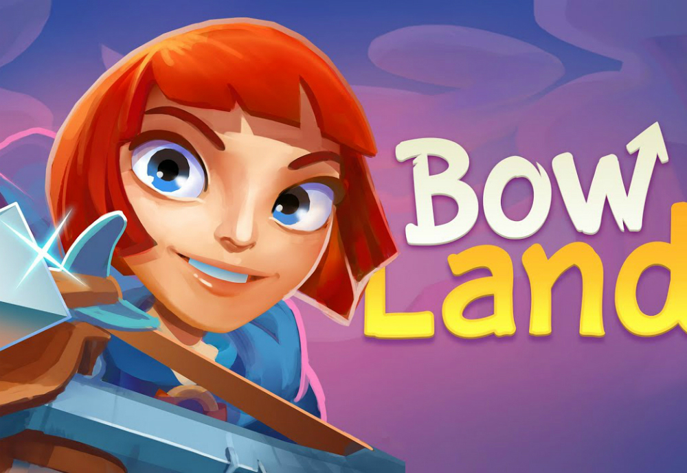 Red haired archer from Bow Land