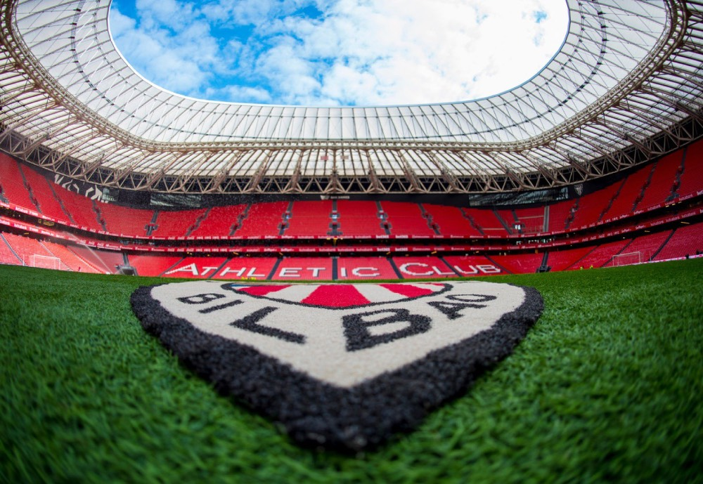 Athletic Bilbao's home stadium