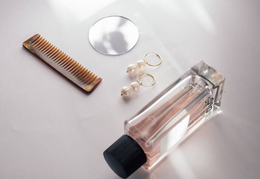 jewelry and cosmetics accessories