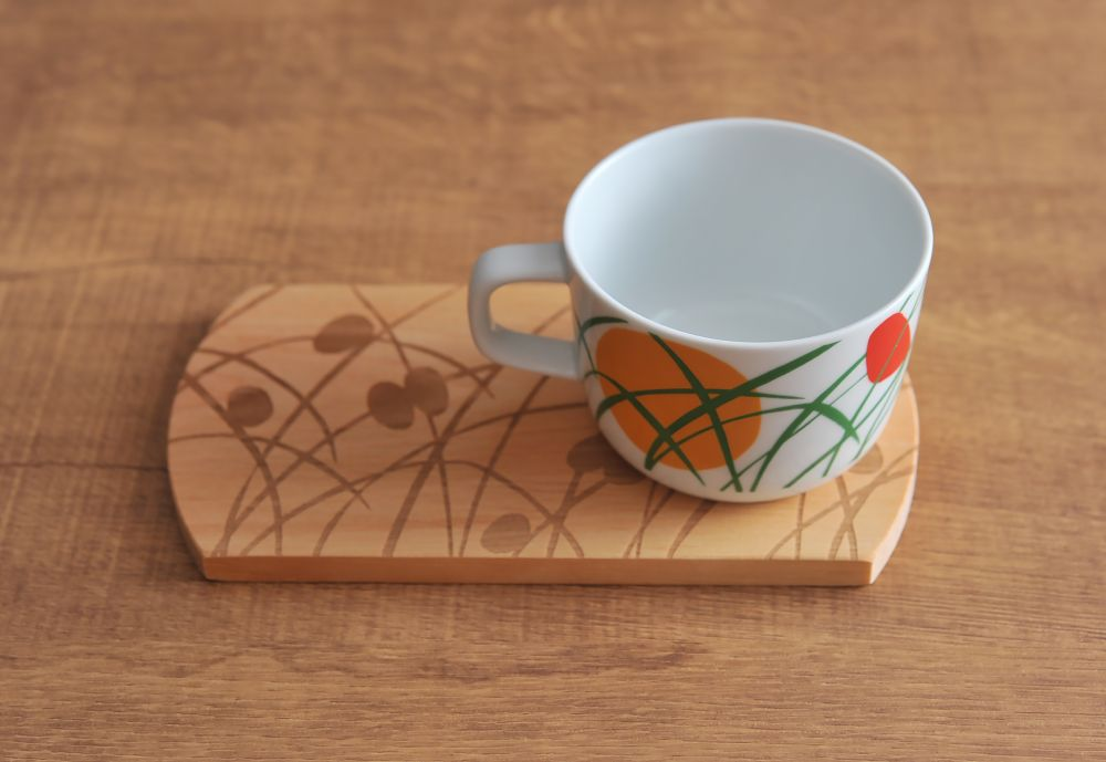 A coffee cup design by Antti Kalevi