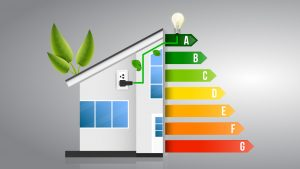 an illustration depicting energy efficiency