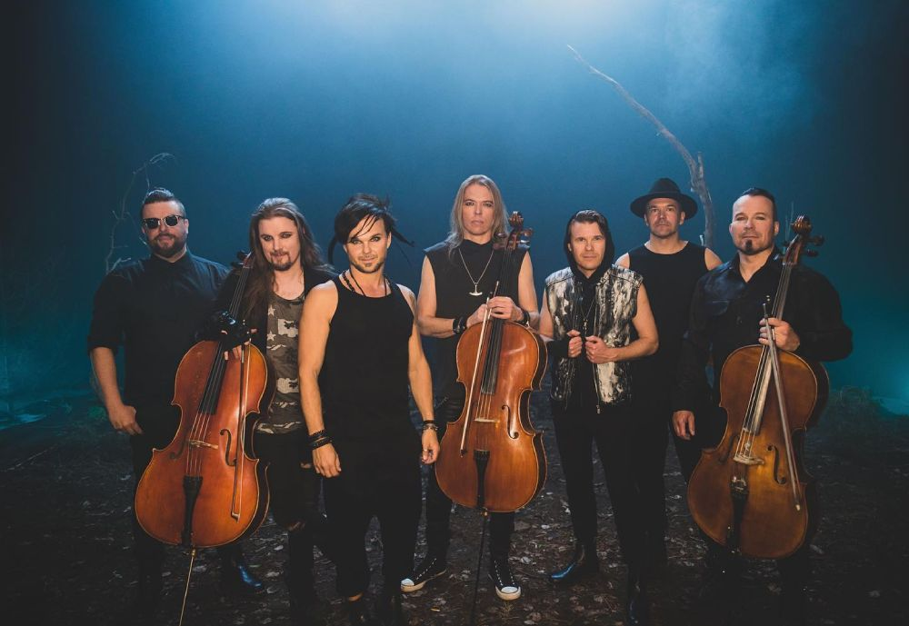 The Rasmus with Apocalyptica